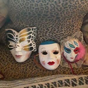 Other - Mardi gra masks